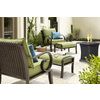 allen + roth Sunbrella Spectrum Cilantro Solid Cushion for Deep Seat Chair