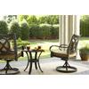 allen + roth Sunbrella Dupione Bamboo Patio Chair Cushion