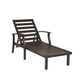 [Chairs= Buy allen roth Gatewood 2 Count Brown Aluminum Conversation Ch