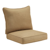 Sunbrella Sunbrella Sailcloth Sisal Solid Cushion For Deep Seat Chair