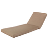 Sunbrella Solid Cushion for Chaise Lounge