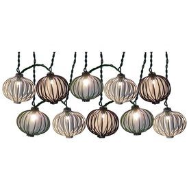 ft multicolor mini bulb lantern patio string lights at. Black Bedroom Furniture Sets. Home Design Ideas