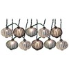 Style Selections 7.8-ft Multicolor Mini Bulb Lantern Patio String Lights