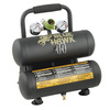 Blue Hawk 0.3-HP 2-Gallon 125-PSI 120-Volt Twin Stack Portable Electric Air Compressor