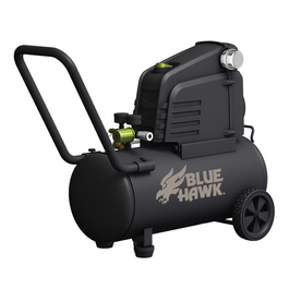 Blue Hawk 1.5-HP 8-Gallon 135-PSI Electric Air Compressor