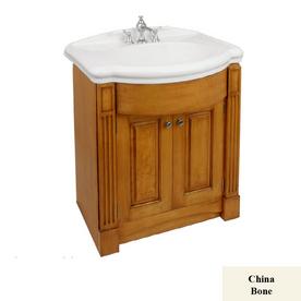 Rivers edge whitehall lane fawn maple bath vanity combo - Reasonably priced bathroom vanities ...