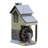 smartpond Water Garden Grist Mill Solar Spitter