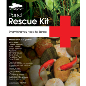 smartpond Pond Rescue Kit