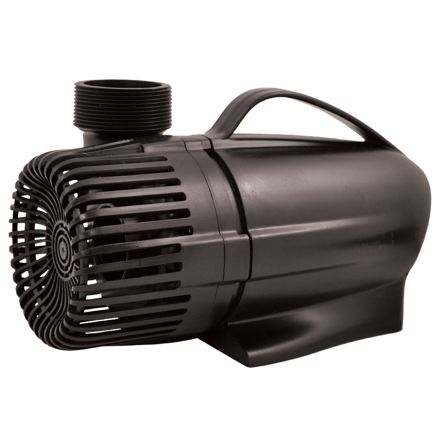 Shop smartpond 5100 gph submersible pump at for Pond fountain pump