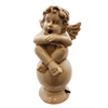 smartpond Ceramic Cherub Spitter