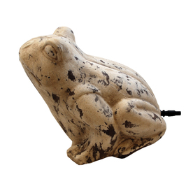 smartpond Ceramic Frog Spitter