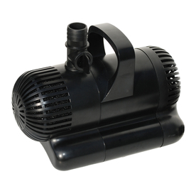 shop smartpond 1300 gph submersible pond pump with uv