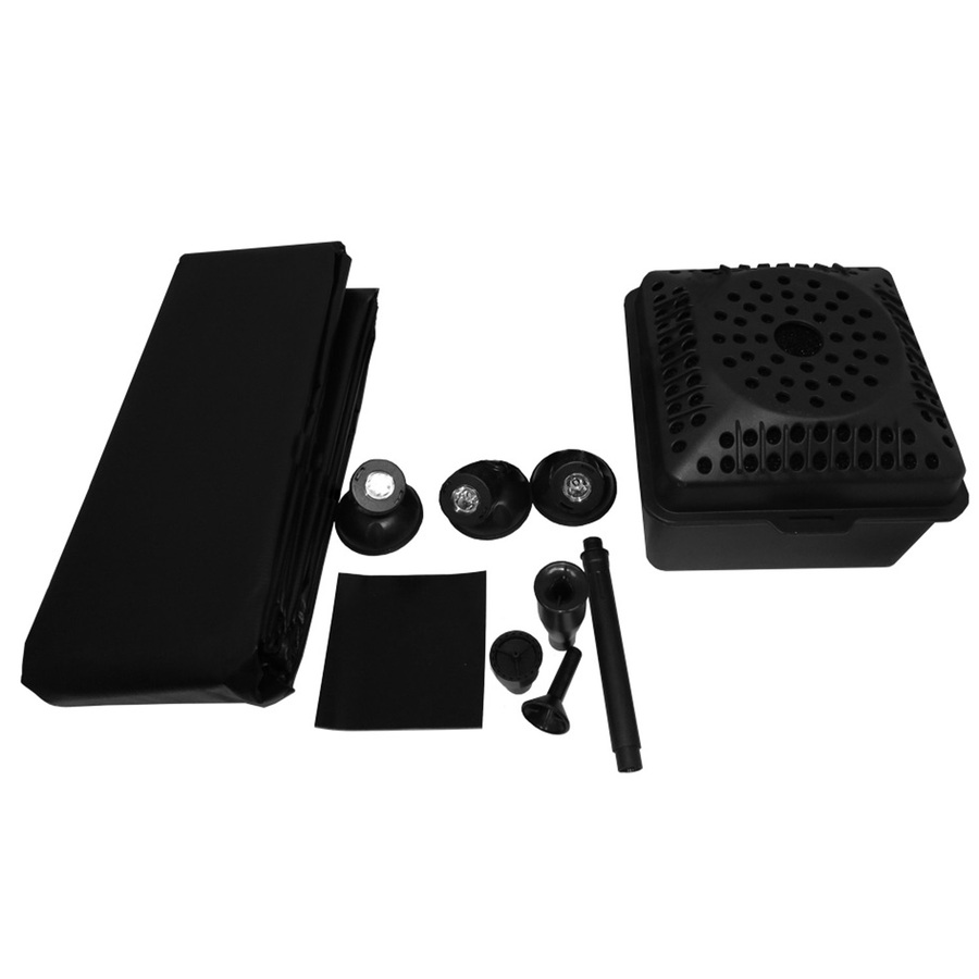 Shop smartpond pond kit at Lowes pond filter