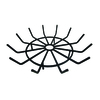 Pleasant Hearth 1/2-in Steel 28-in 12-Bar Fireplace Grate