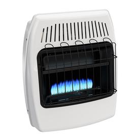 Home Heating & Cooling Space & Kerosene Heaters Gas Space Heaters