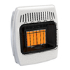 Dyna-Glo 12000-BTU Wall or Floor-Mount Liquid Propane Vent-Free Infrared Heater