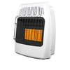 Dyna-Glo 18000-BTU Wall or Floor-Mount Liquid Propane Vent-Free Infrared Heater