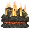Pleasant Hearth 30-in 65,000-BTU Dual Vented Gas Fireplace Logs