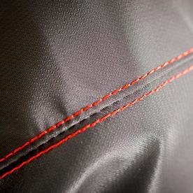 Vertical Smoker Cover Dyna Glo Premium Heavy Duty Nylon Hook Loop Side Straps
