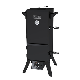 Dyna-Glo Dyna Glo 20-lb Cylinder Electronic Ignition Gas Vertical Smoker