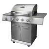 Dyna-Glo DynaGlo 4-Burner (52000 BTU) Liquid Propane Gas Grill with Side Burner