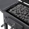 Dyna-Glo Dynaglo 3-Burner (36,000-BTU) Liquid Propane Gas Grill with Side Burner