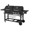 Dyna-Glo Dynaglo 3-Burner (36000 BTU) Liquid Propane Gas Grill with Side Burner