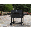 Dyna-Glo 32-in Barrel Charcoal Grill