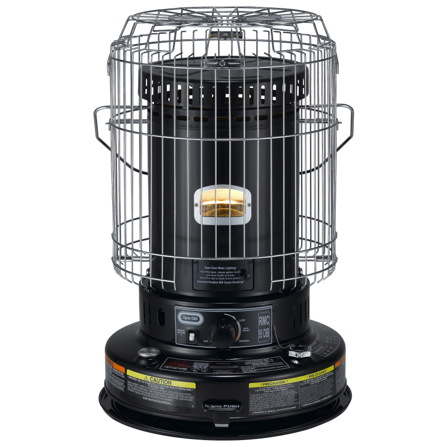 Shop Dyna-Glo 23,000-BTU Convection Kerosene Heater at Lowes.com