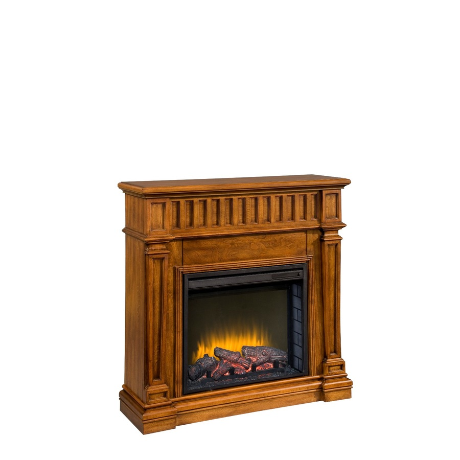 Shop Allen Roth 23 Transitional All In One Electric Fireplace At