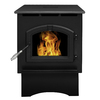 Pleasant Hearth 1750 sq ft Pellet Stove
