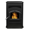Pleasant Hearth 2200 sq ft Pellet Stove