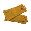 Pleasant Hearth One Size Fits All Unisex Leather Leather Palm Gloves