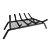 Pleasant Hearth 1/2-in Steel 21-in 5-Bar Fireplace Grate