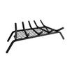 Pleasant Hearth 1/2-in Steel 25.59-in 5-Bar Fireplace Grate