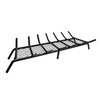Pleasant Hearth 1/2-in Steel 35.98-in 7-Bar Fireplace Grate