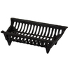 Pleasant Hearth 1/2-in Cast Iron 18-in 15-Bar Fireplace Grate Bar