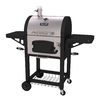Dyna-Glo 22.5-in Black and Stainless Steel Charcoal Grill