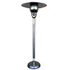 Garden Treasures 41000 BTU Stainless Steel Natural Gas Patio Heater
