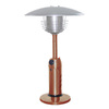 Garden Treasures 11000 BTU Copper Steel Liquid Propane Patio Heater