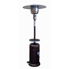 Garden Treasures 41000 BTU Hammered Gold Steel Liquid Propane Patio Heater