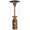 Garden Treasures 41000 BTU Copper Steel Liquid Propane Patio Heater