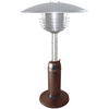 Garden Treasures 11000 BTU Hammered Bronze Steel Liquid Propane Patio Heater