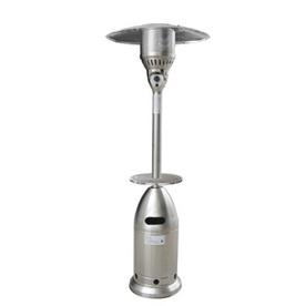 Upc 872313150655 Garden Treasures 41 000 Btu Stainless Steel Liquid Propane Patio Heater