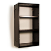 John Louis Home 51-in Espresso Wood Closet Tower