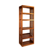 John Louis Home 2.5-ft x 72-ft Carmel Wood Closet Kit