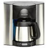 BREW EXPRESS Stainless Steel 10-Cup Programmable Coffee Maker