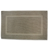 Classic 32-in x 20-in Linen Cotton Bath Rug