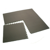 Grey Anti-Fatigue Mat (Common: 4-ft x 4-ft; Actual: 49.21-in x 49.21-in)