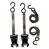 SmartStraps 1-in x 10-ft Ratcheting Tie Down